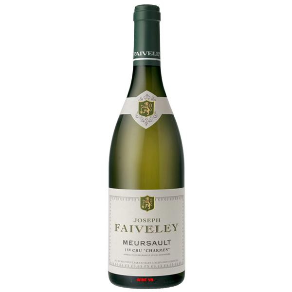 Rượu Vang Joseph Faiveley Meursault 1er Cru Charmes