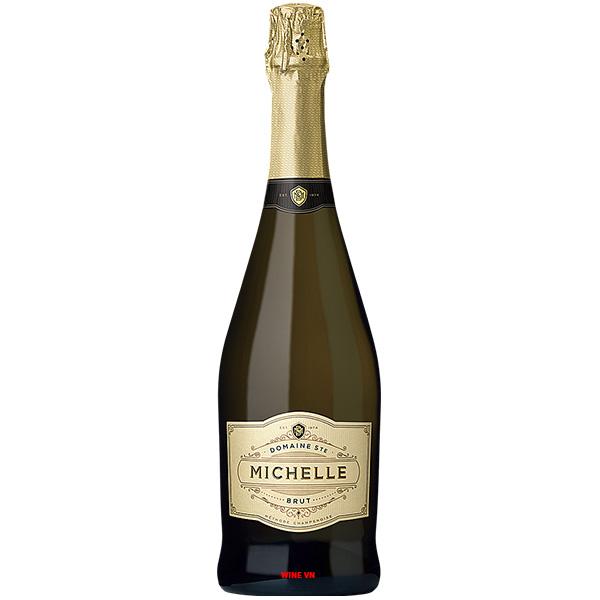 Rượu Vang Nổ Domaine Ste Michelle Brut