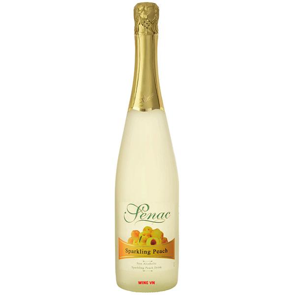 Rượu Vang Nổ Senac Sparkling Peach