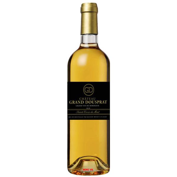 Rượu Vang Ngọt Chateau Grand Dousprat