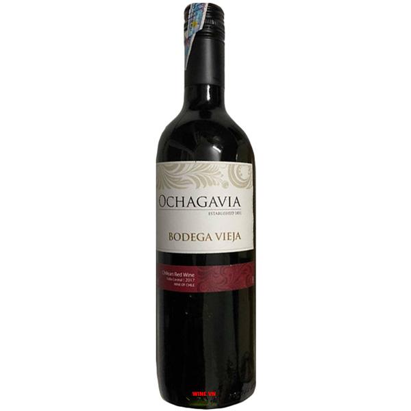 Rượu Vang Ochagavia Bodega Vieja