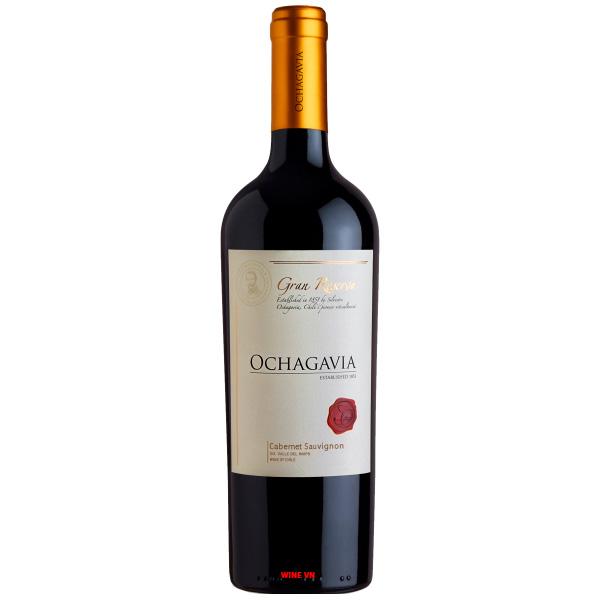 Rượu Vang Ochagavia Gran Reserva Cabernet Sauvignon