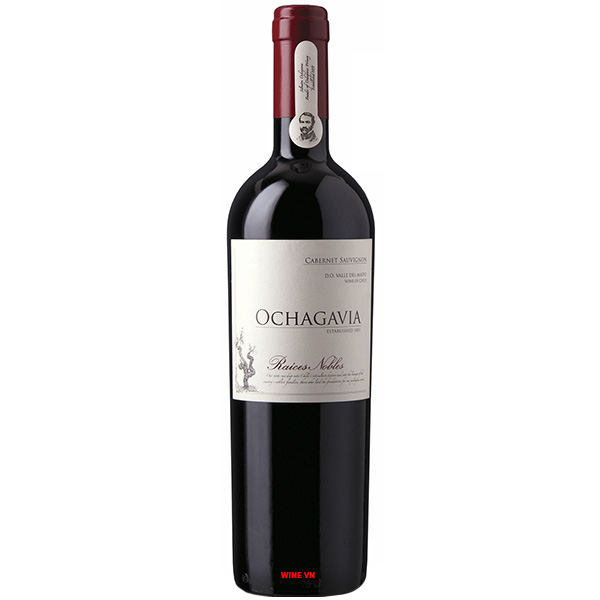 Rượu Vang Ochagavia Raices Nobles