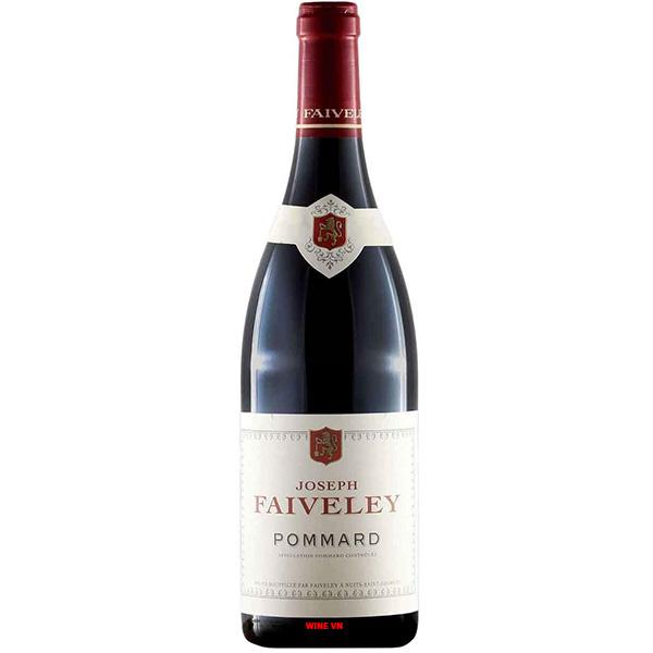 Rượu Vang Pháp Domaine Faiveley Pommard