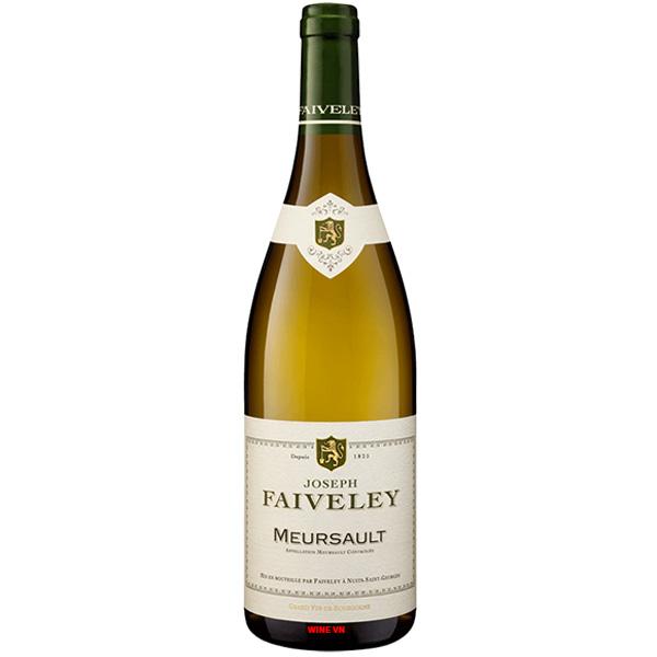Rượu Vang Pháp Joseph Faiveley Meursault