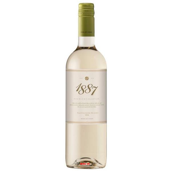 Rượu Vang Trắng 1887 Sauvignon Blanc