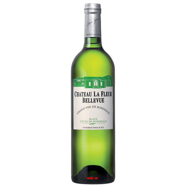 Rượu Vang Trắng Chateau La Fleur Bellevue