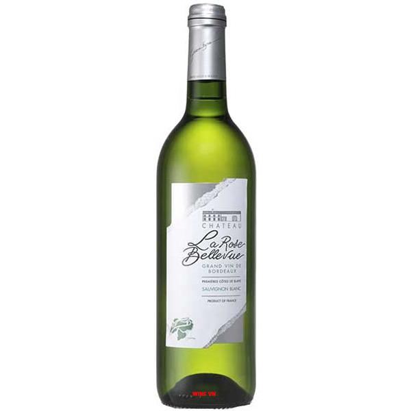 Rượu Vang Trắng Chateau La Rose Bellevue