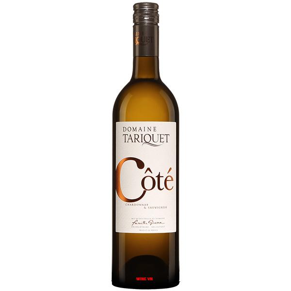 Rượu Vang Trắng Domaine Tariquet Côté