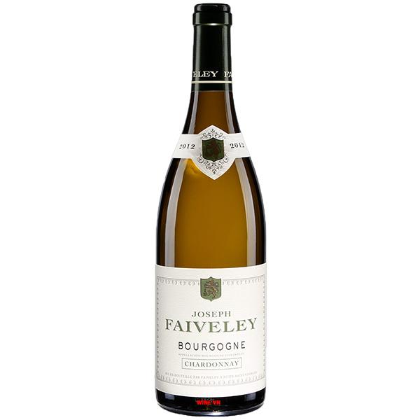 Rượu Vang Trắng Joseph Faiveley Bourgogne