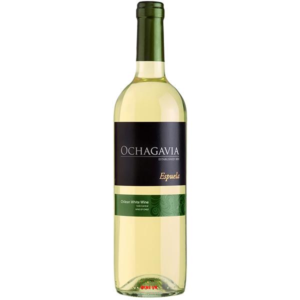 Rượu Vang Trắng Ochagavia Espuela
