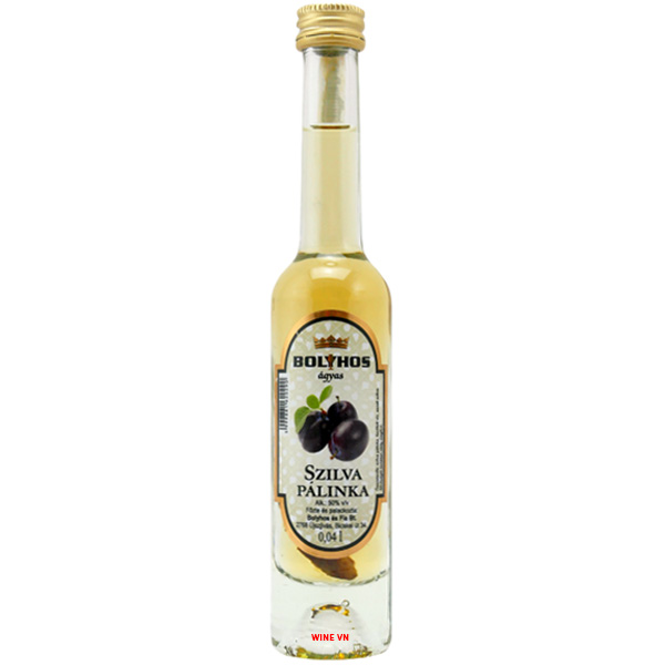 Rượu Bolyhos Szilva Palinka