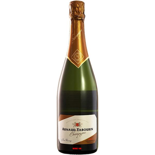 Rượu Champagne Arnaud Tabourin
