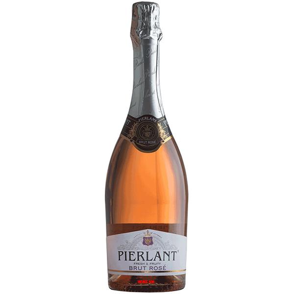 Rượu Champagne Pierlant Brut Rose