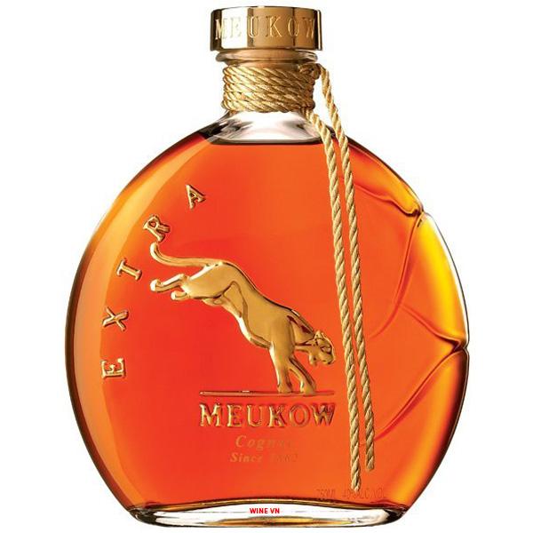 Rượu Meukow Extra Cognac