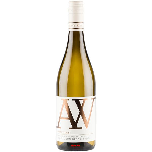 Rượu Vang ANNA'S Way Sauvignon Blanc