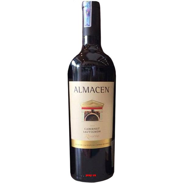 Rượu Vang Almacen Reserva Cabernet Sauvignon