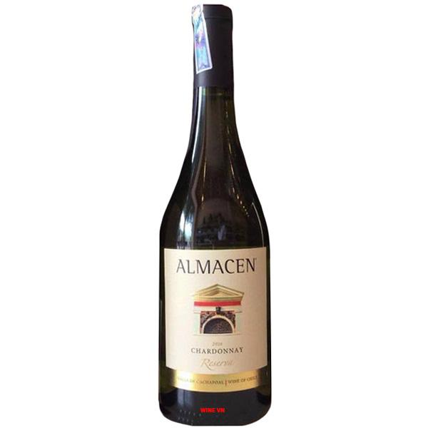 Rượu Vang Almacen Reserva Chardonnay