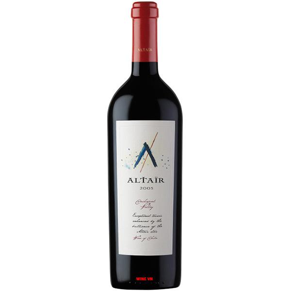 Rượu Vang Altair San Pedro