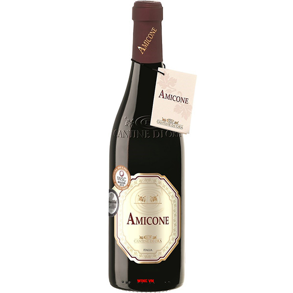 Rượu Vang Amicone Cantine Di Ora