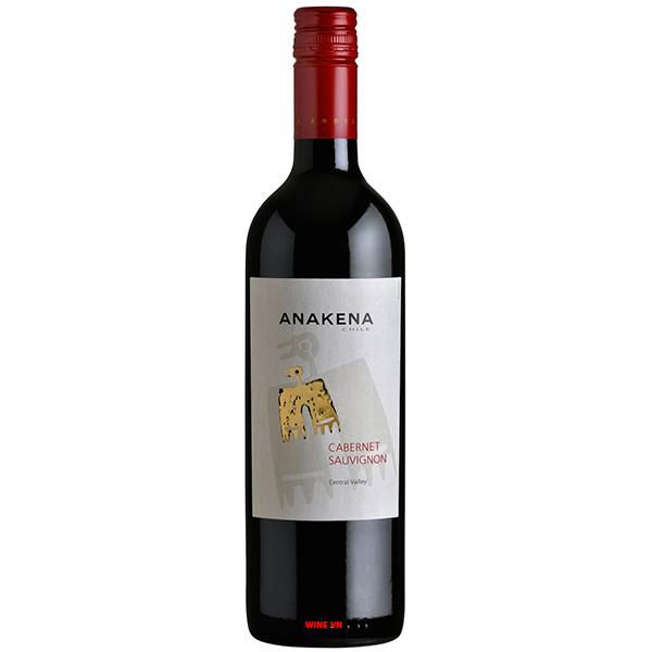 Rượu Vang Anakena Cabernet Sauvignon