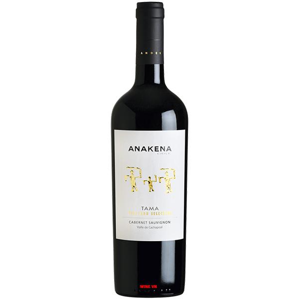 Rượu Vang Anakena Tama Cabernet Sauvignon