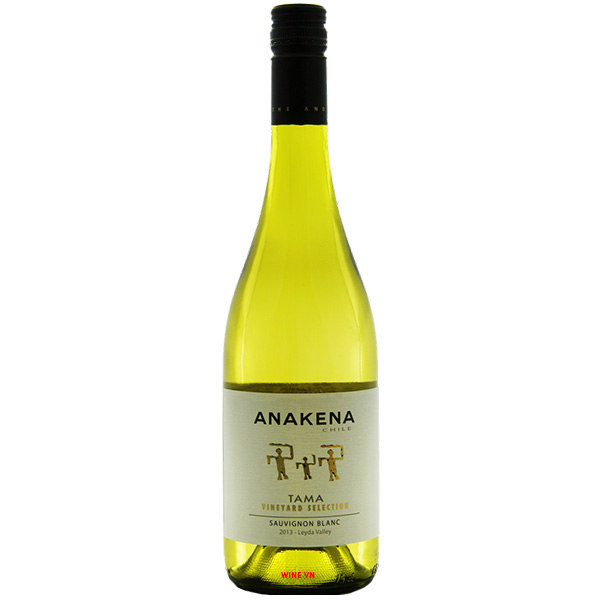 Rượu Vang Anakena Tama Vineyard Selection Sauvignon Blanc