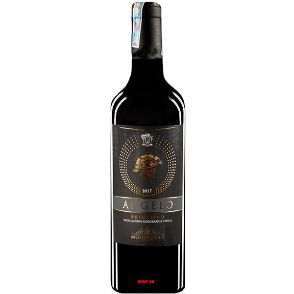 Rượu Vang Angelo Primitivo Montedidio