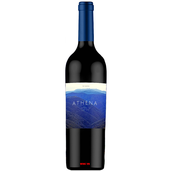 Rượu Vang Athena Mitologia Nero Di Troia
