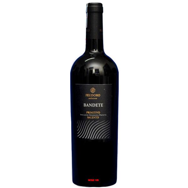 Rượu Vang Bandete Primitivo