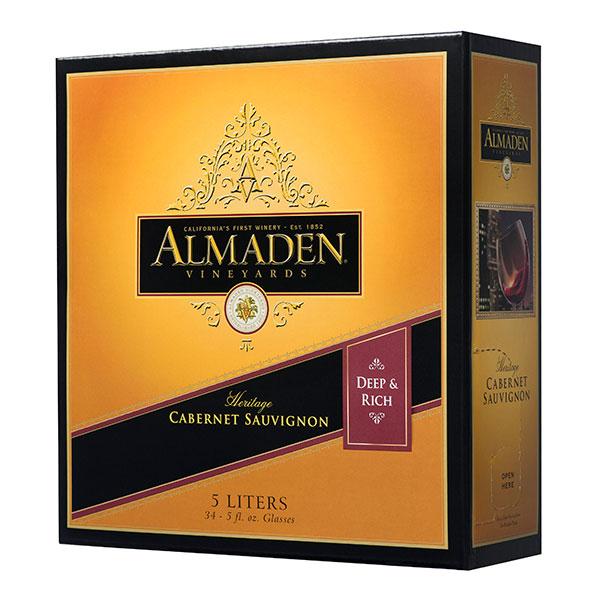 Rượu Vang Bịch Almaden Cabernet Sauvignon