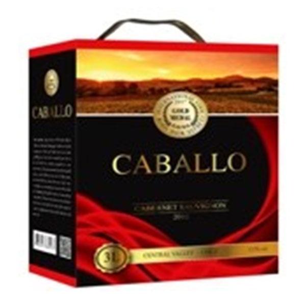 Rượu Vang Bịch Caballo Cabernet Sauvignon