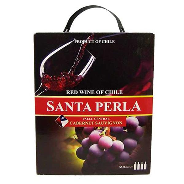Rượu Vang Bịch Santa Perla