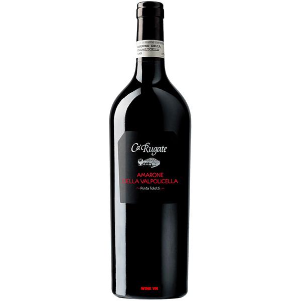 Rượu Vang Ca Rugate Amarone Della Valpolicella