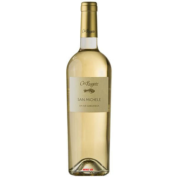 Rượu Vang Ca Rugate San Michele