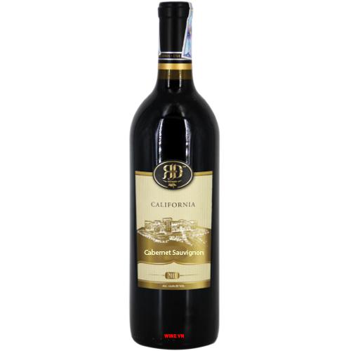 Rượu Vang California Gold Cabernet Sauvignon