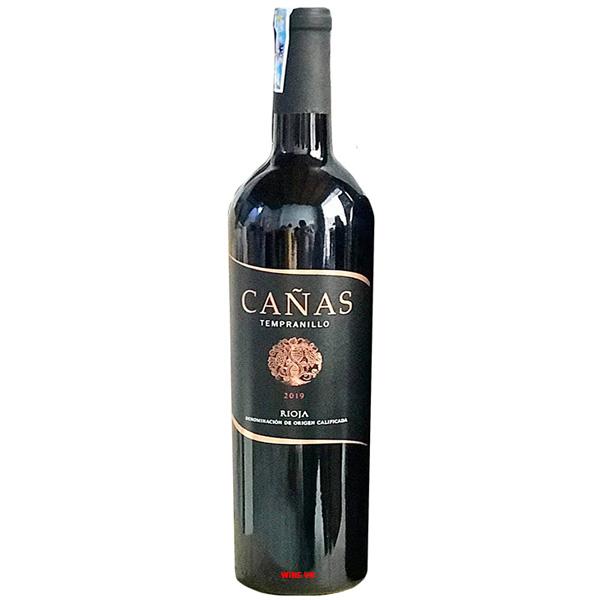 Rượu Vang Canas Tempranillo