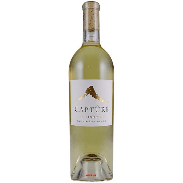 Rượu Vang Capture Sauvignon Blanc
