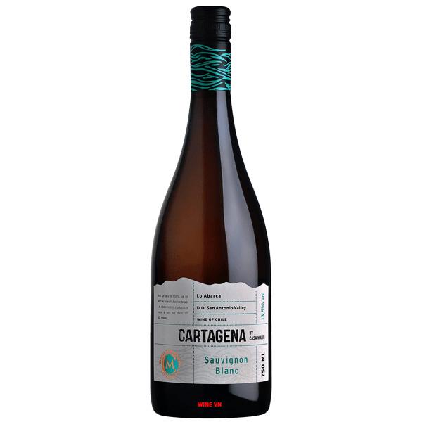 Rượu Vang Cartagena Sauvignon Blanc