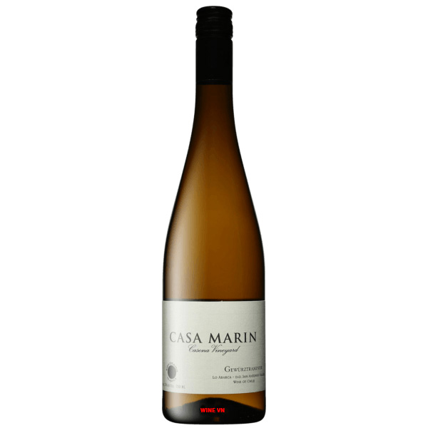 Rượu Vang Casa Marin Gewurztraminer Casona