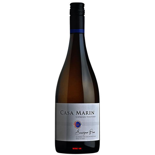 Rượu Vang Casa Marin Sauvignon Blanc Cipreses