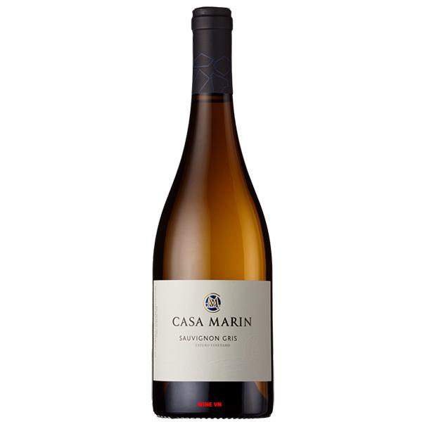 Rượu Vang Casa Marin Sauvignon Gris