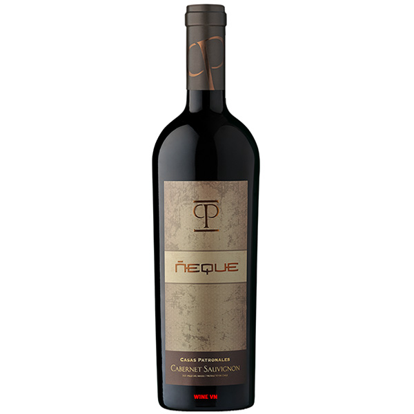 Rượu Vang Casas Patronales Neque Cabernet Sauvignon