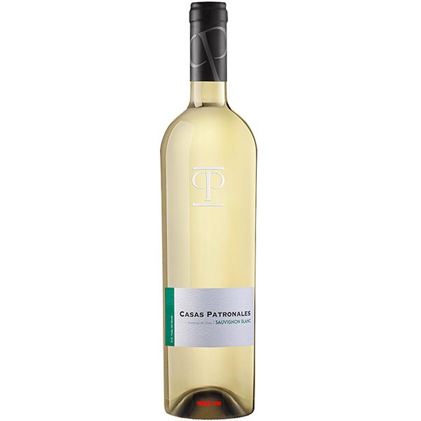 Rượu Vang Casas Patronales Sauvignon Blanc