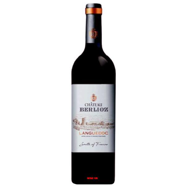 Rượu Vang Château Berlioz Languedoc
