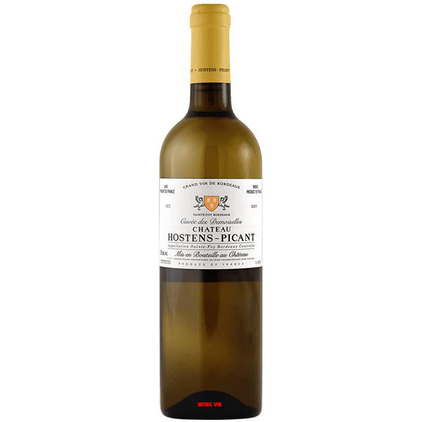 Rượu Vang Chateau Hostens Picant
