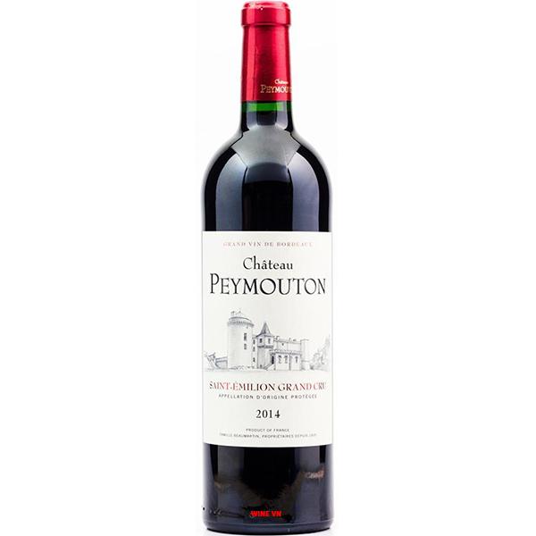Rượu Vang Chateau Peymouton