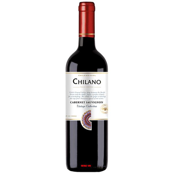 Rượu Vang Chilano Cabernet Sauvignon