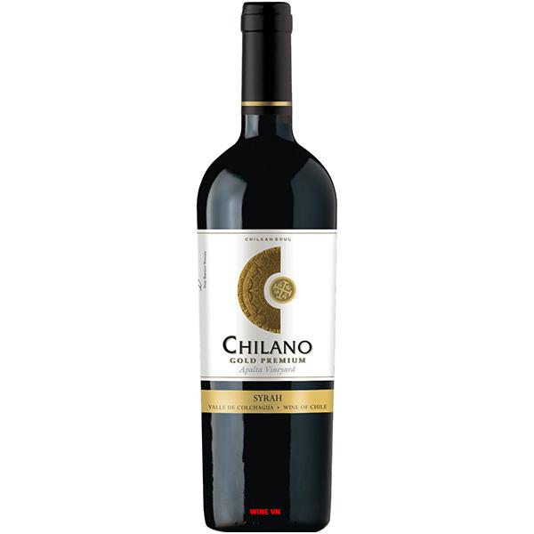 Rượu Vang Chilano Gold Premium