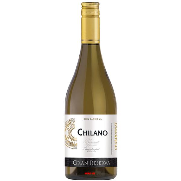 Rượu Vang Chilano Grand Reserva Chardonnay